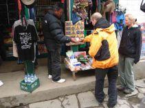 Einkaufen in Lukla