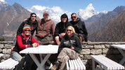 Everest View Hotel Helikopter,