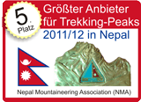 enjoy-nepal Award der NMA