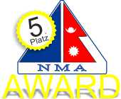 Award Nepal Mountaineering Association (NMA)